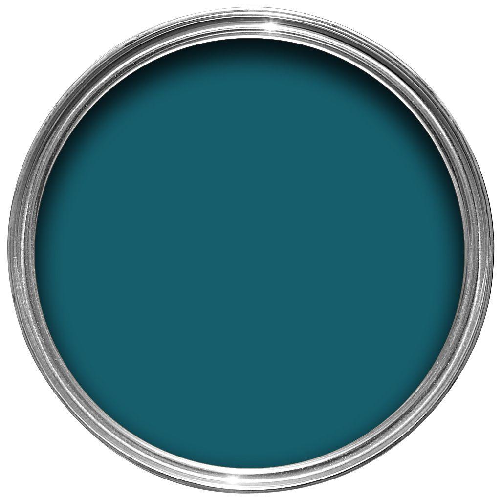 Dulux Once Teal Tension Matt Emulsion Paint 2 5l