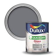Dulux Urban obsession Gloss Wood & metal paint 0.75L