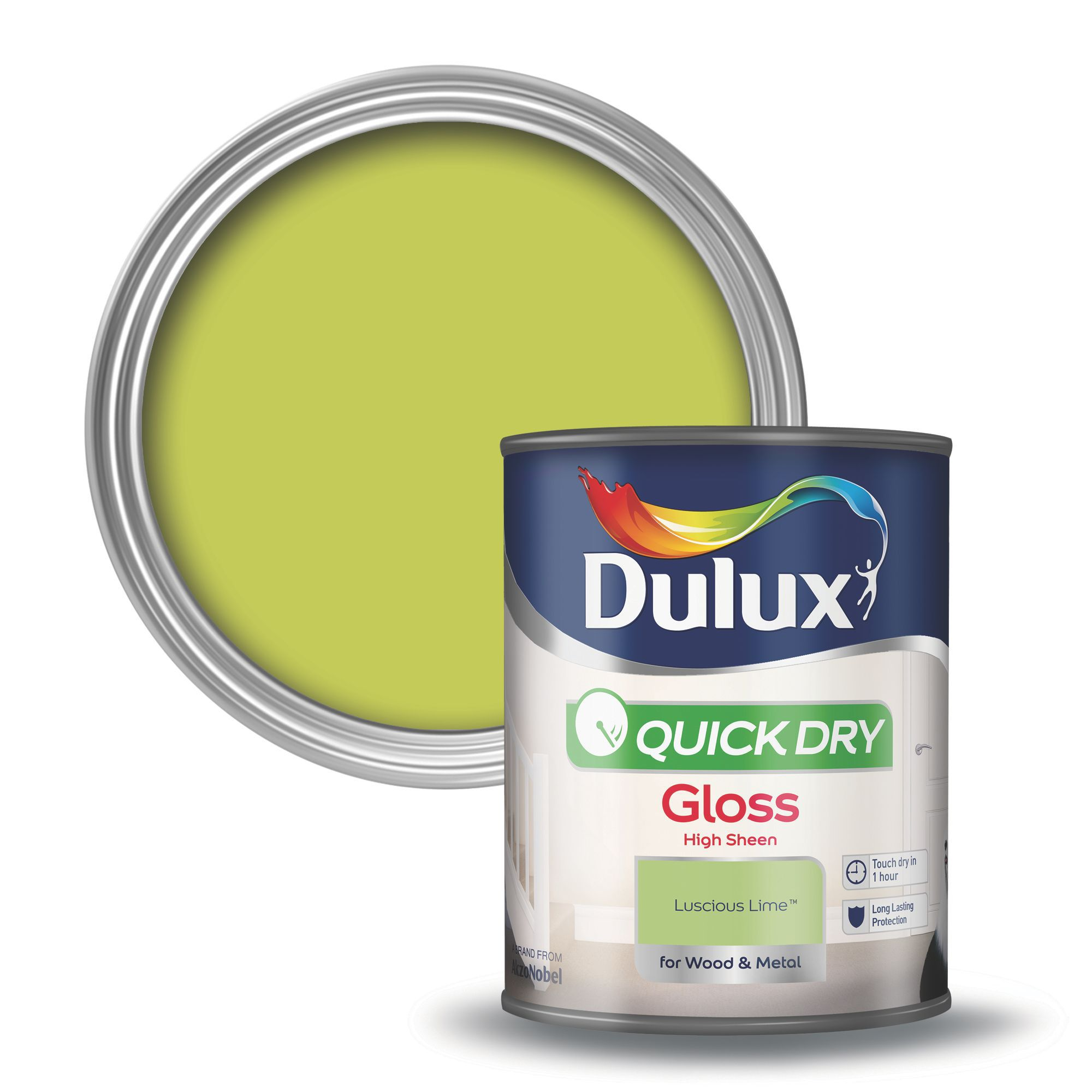 Dulux Paint Gloss Quick Dry