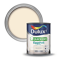 Dulux Natural calico Eggshell Wood & metal paint 0.75L