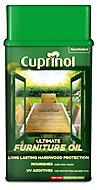 Cuprinol Ultimate Clear Furniture oil 1L