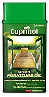 Cuprinol Ultimate Mahogany Furniture oil 1L
