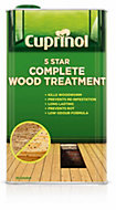 Cuprinol 5 star Clear Complete wood treatment 1L