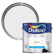 Dulux Rock salt Matt Emulsion Paint 2.5L
