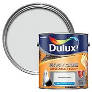 Dulux Easycare Cornflower white Matt Emulsion paint 2.5L
