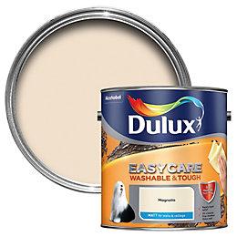 Dulux Easycare Magnolia Matt Emulsion Paint 2.5L