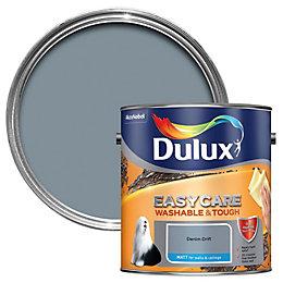 Dulux Easycare Denim Drift Matt Emulsion Paint 2.5L