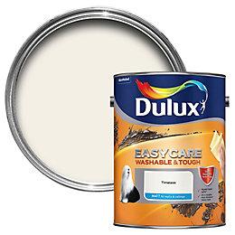 Dulux Easycare Timeless Matt Emulsion paint 5 L
