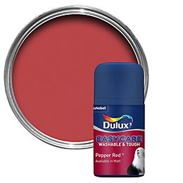 Dulux Easycare Pepper Red Soft Sheen Emulsion Paint