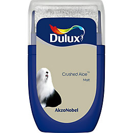 Dulux Standard Crushed Aloe Matt Emulsion Paint 0.03L