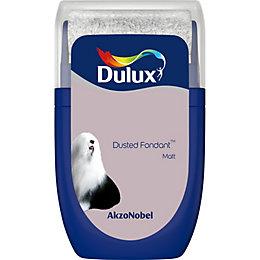 Dulux Standard Dusted Fondant Matt Emulsion Paint 0.03L