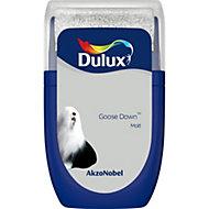 Dulux Standard Goose down Matt Emulsion paint 0.03L Tester pot