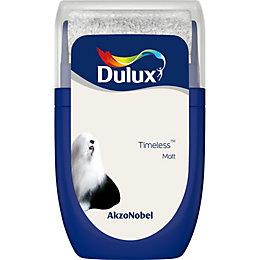 Dulux Standard Timeless Matt Emulsion Paint 0.03L Tester