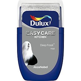 Dulux Easycare Deep Fossil Matt Emulsion Paint 0.03L