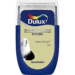 Dulux Easycare Melon Sorbet Matt Emulsion Paint 0.03l