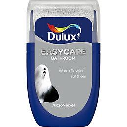 Dulux Easycare Warm pewter Soft sheen Emulsion paint