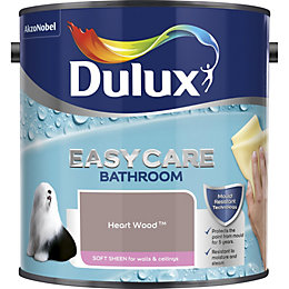 Dulux Easycare Heart Wood Soft Sheen Emulsion Paint