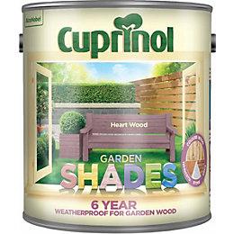 Cuprinol Garden Shades Heart Wood Matt Paint 2.5L