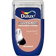 Dulux Easycare Copper blush Matt Emulsion paint 0.03L Tester pot