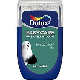 Dulux Easycare Emerald glade Matt Emulsion paint 0.03L