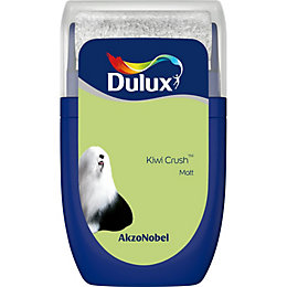 Dulux Standard Kiwi crush Matt Emulsion paint 0.03L