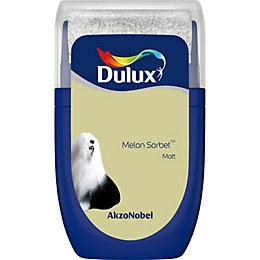 Dulux Standard Melon sorbet Matt Emulsion paint 0.03L