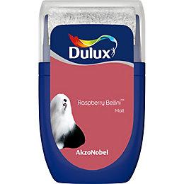 Dulux Standard Raspberry Bellini Matt Emulsion Paint 0.03L