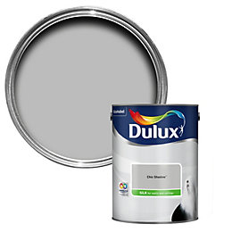 Dulux Chic shadow Silk Emulsion paint 5L