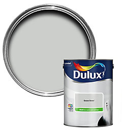 Dulux Goose down Silk Emulsion paint 5L