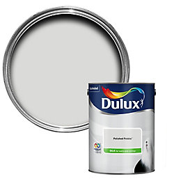 Dulux Polished pebble Silk Emulsion paint 5L