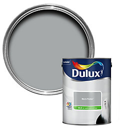 Dulux Warm pewter Silk Emulsion paint 5L