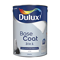 Dulux 3 in 1 White Multi surface Basecoat 5L