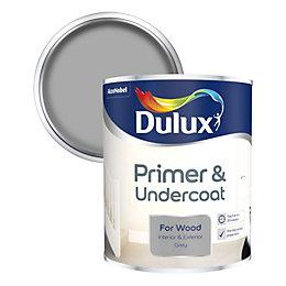 Dulux Grey Wood Primer & undercoat 0.75L