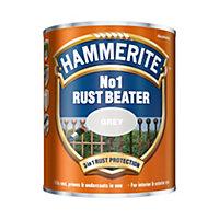 Hammerite Rust beater Grey Metal Primer 0.75L