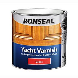 Ronseal Gloss Yacht Varnish 1000ml