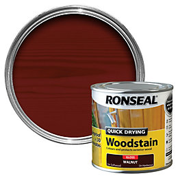 Ronseal Walnut Gloss Woodstain 0.25L
