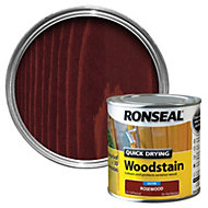 Ronseal Rosewood Satin Woodstain 0.25L