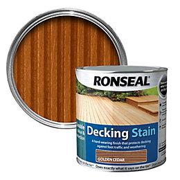 Ronseal Matt Decking stain 2.5L