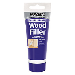 Ronseal Dark wood filler 100g