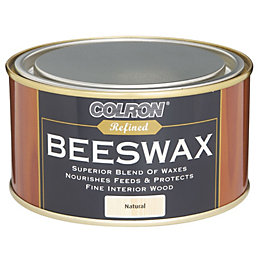 Colron Refined Natural Matt Beeswax 0.4L