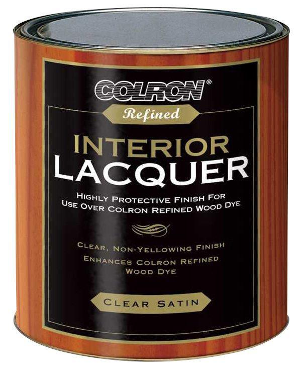 Colron Refined Satin Interior Lacquer 750ml Departments