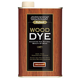 Colron Refined Indian Rosewood Matt Wood Dye 0.5L