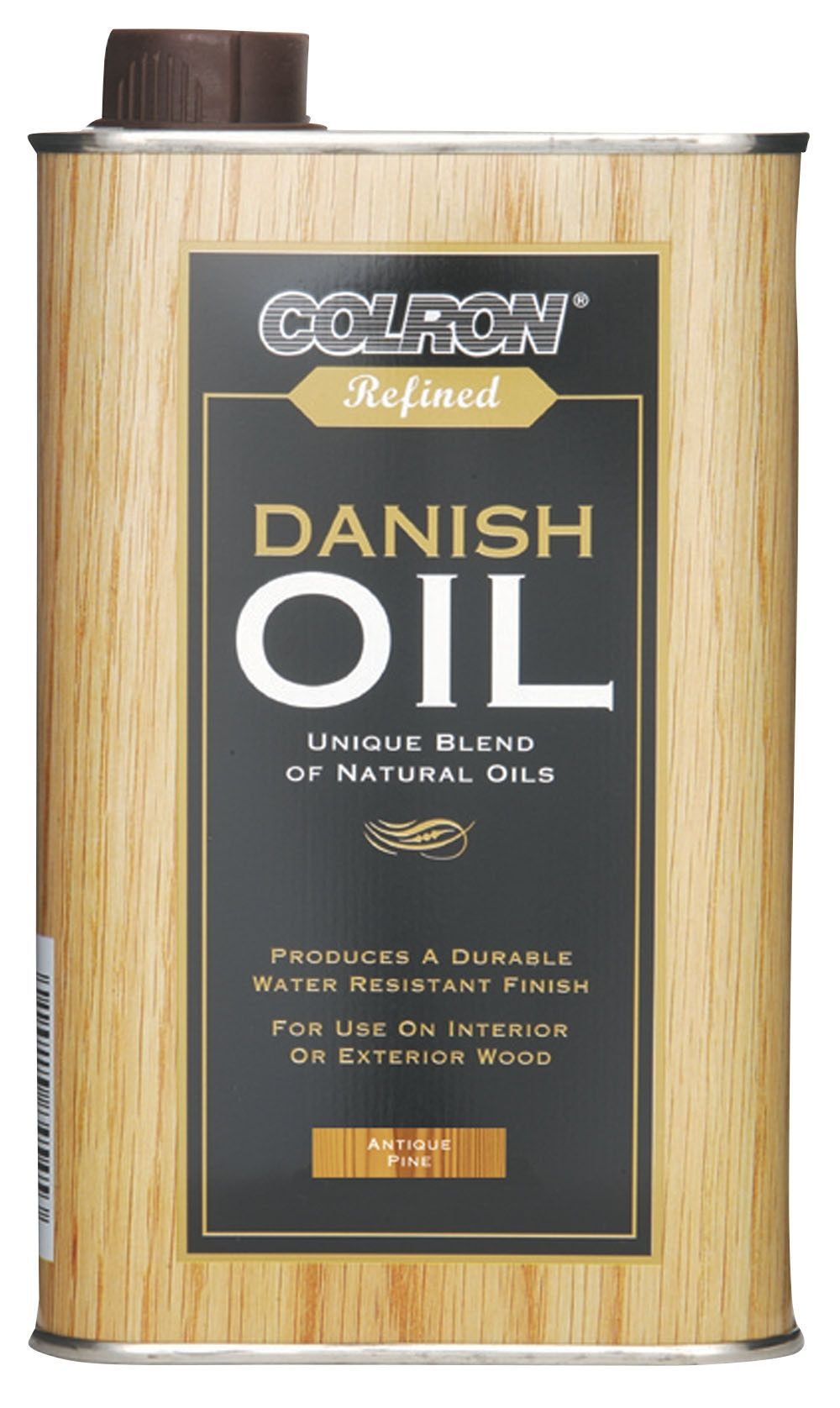 Colron Refined Antique Pine Danish Wood Oil 0 5l Departments Diy At B Q