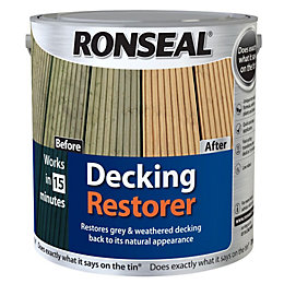 Ronseal Clear Decking Restorer 2.5L