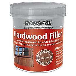 Ronseal Hardwood Filler 465G