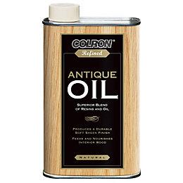 Colron Refined Soft Sheen Antique Oil 0.5L