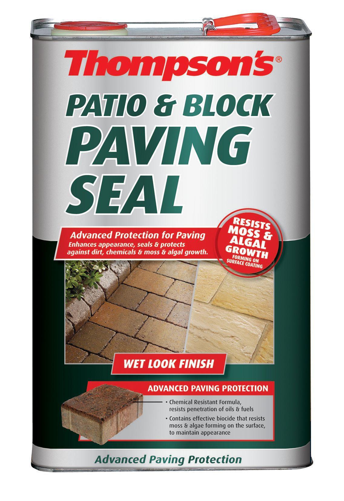 block paving sealer b q pattern imprinted concrete sealer gloss