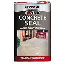 Ronseal Clear Concrete seal 5L