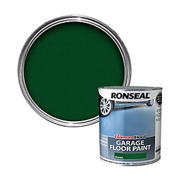 Ronseal Diamond Green Satin Garage Floor Paint5L