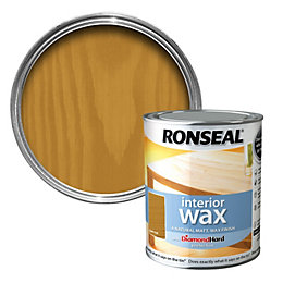 Ronseal Interior diamond hard Dark oak Matt Wood